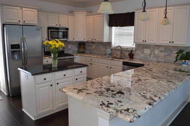 Kitchen Kitchen Countertops Other Metro By The Stone Gallery