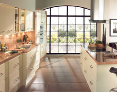 Renaissance Solid Bronze Windows & Doors by Progressive Solutions transitional-kitchen