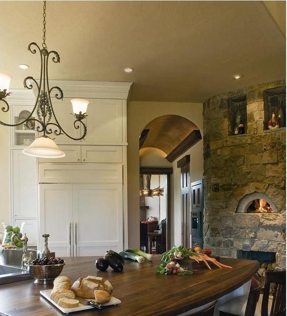 Gardenweb Kitchens: Renato Ovens_Indoor Pizza Ovens