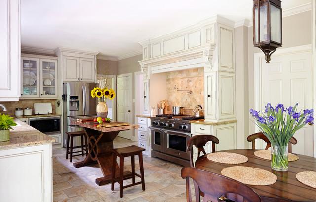 Renovated Kitchen traditional-kitchen