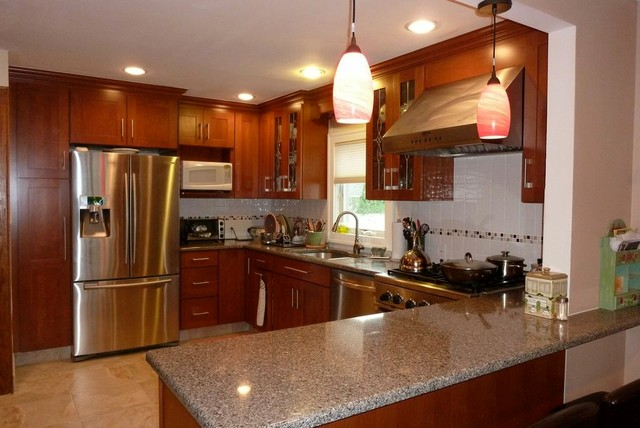 Http Www Houzz Com Photos 4524115 Renovated Kitchens Contemporary Kitchen Newark