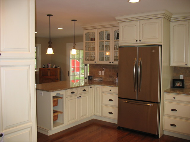 Renovated Sears Home the Neighborhood Jewel traditional kitchen