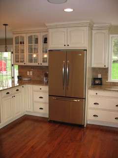 Renovated Sears Home The Neighborhood Jewel Traditional Kitchen Newark By Ahearn