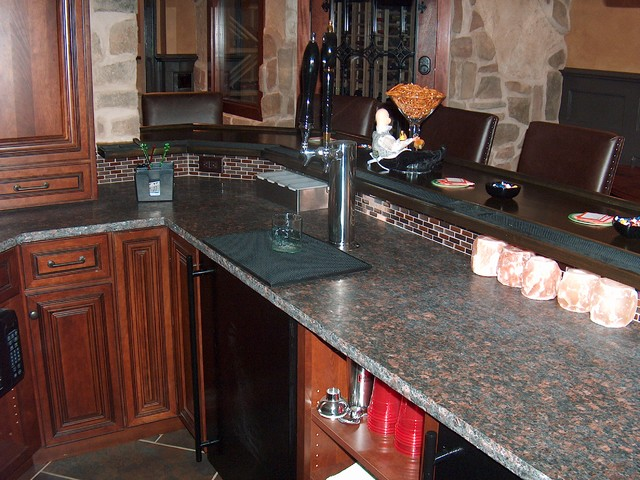 Renovation in Madison Area traditional-kitchen