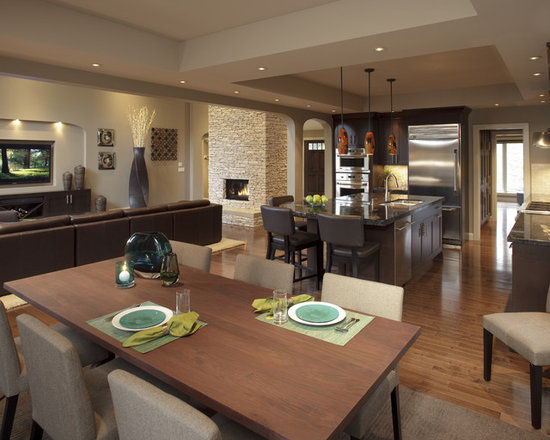 open concept home design ideas pictures remodel and decor