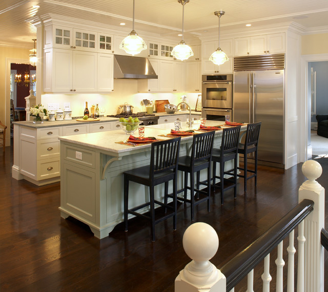 Kitchen Design: Bringing Restaurant Style Home