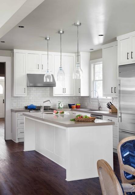 Renovation transitional-kitchen