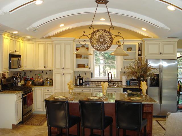 Renovation traditional-kitchen