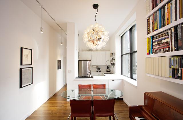 Renwick Loft Contemporary Kitchen