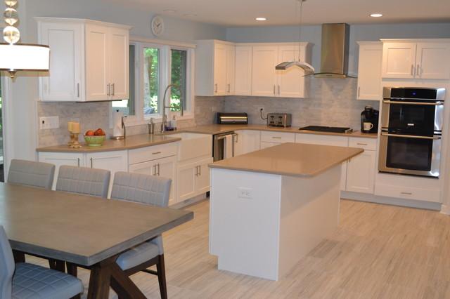 Reserve Court Aurora Il Contemporary, Kitchen Cabinets Aurora Il