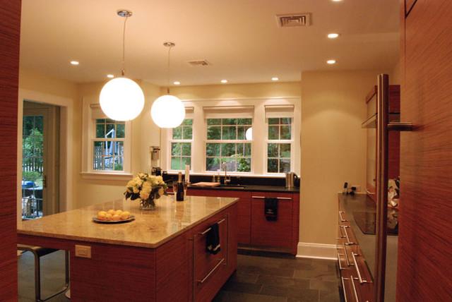 Residence 05 modern-kitchen