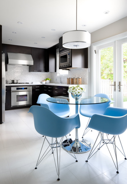 Residence One Contemporary Kitchen Toronto By Szigeti Design