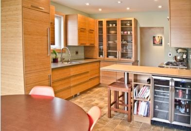 Residence River Heights Winnipeg Contemporary Kitchen Other By C3 De