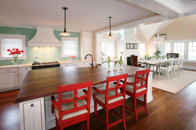Residence1, Avalon, NJ beach-style-kitchen