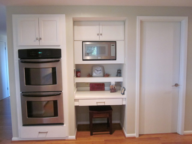 Residential Homes traditional-kitchen