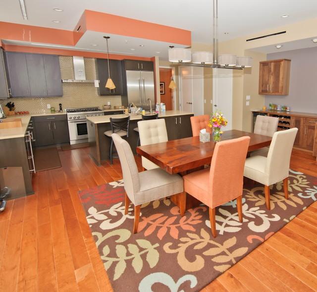 Condo Kitchen Remodel Interior: Residential Interior. Condo.