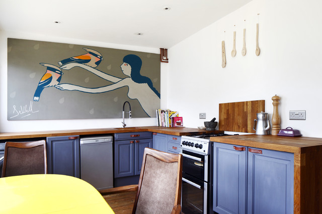 Residential Interiors Modern Kitchen Sussex By