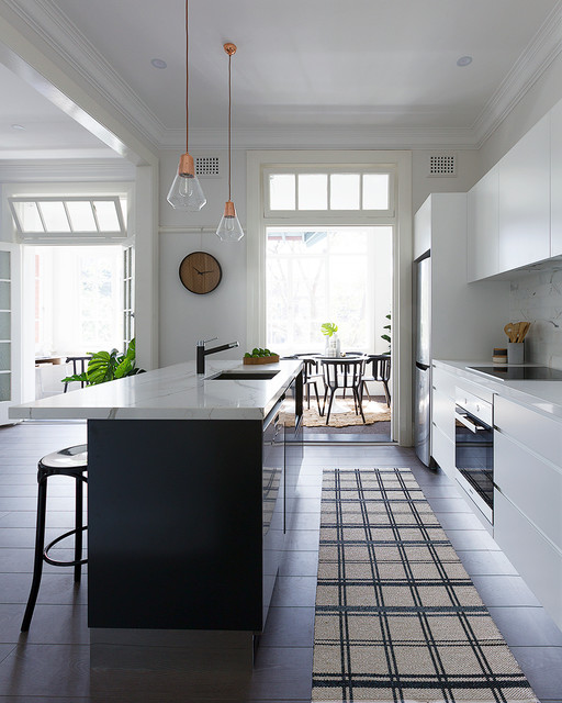 Residential Interiors - Scandinavian - Kitchen - Sydney ...