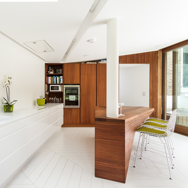 Residential Interiors Contemporary Kitchen London