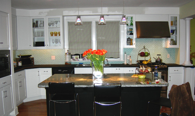 Residential Kitchen - Lawrenceville, NJ traditional-kitchen