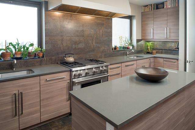 Residential Kitchen Remodel - Park Slope, Brooklyn modern-kitchen