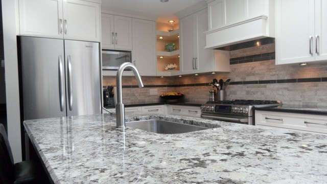 Residential Kitchen Renovation traditional-kitchen