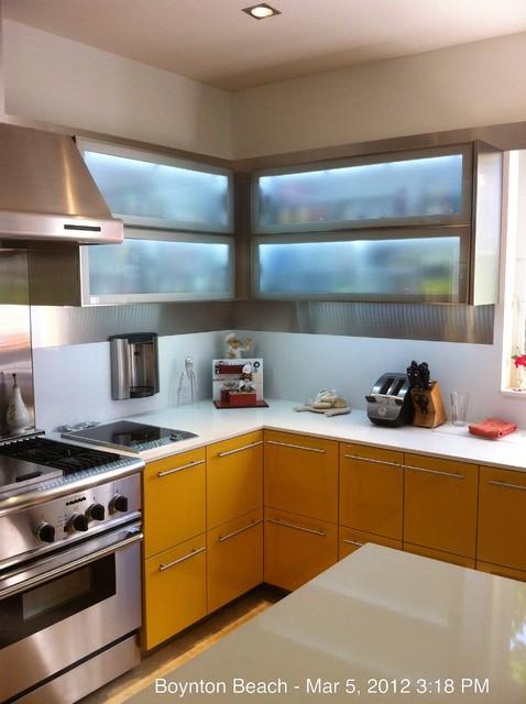 Residential kitchen contemporary-kitchen