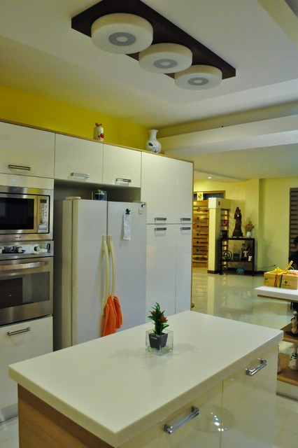 Residential Project traditional-kitchen