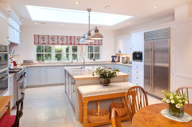 Residential Projects traditional-kitchen