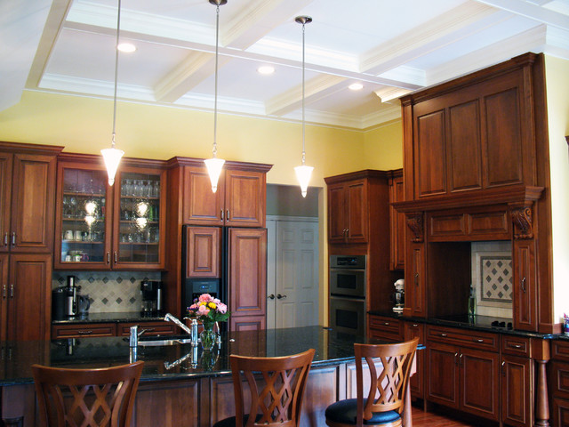 Residential Retreat traditional-kitchen