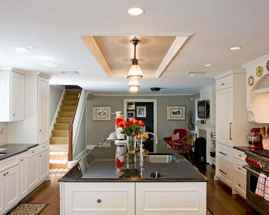 Federation style house kitchen design ideas remodels photos for Federation kitchen designs