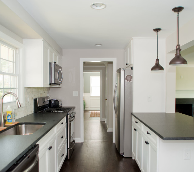 Residential Work traditional-kitchen