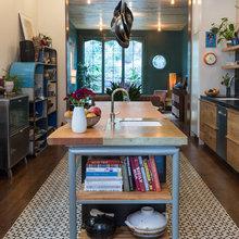 Restaurant Chefs Put Function First in Their Home Kitchen