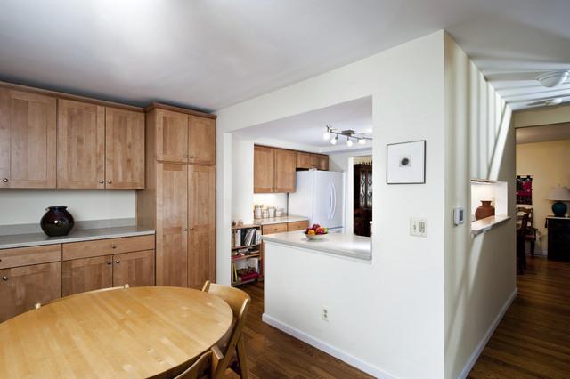 Reston Kitchen   Dining Room Contemporary Kitchen Part 93