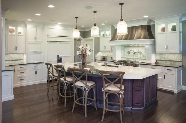 Restoration Hardware Style Home - Transitional - Kitchen ...