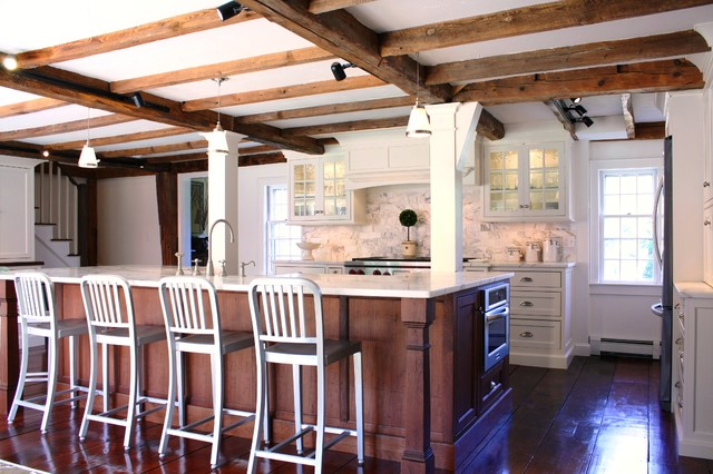 Restoring Classic Beauty traditional-kitchen