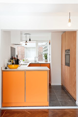 Kitchen Tour: A Sustainable Design for a Small Midcentury Flat