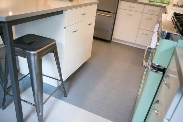 Retro Kitchen Design eclectic-kitchen