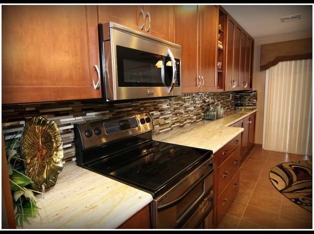 Retro Pro Remodeled Kitchens