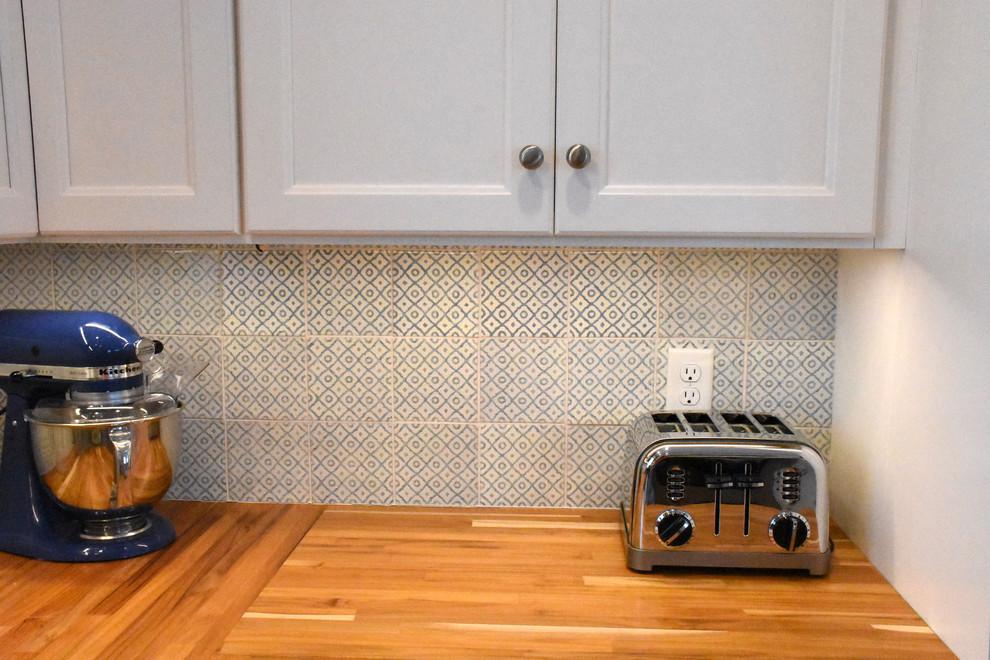 Rhode Island Kitchen Renovation - Eclectic - Kitchen - Other
