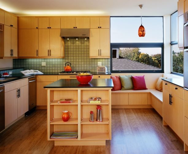 Rhodes Architecture + Light modern-kitchen