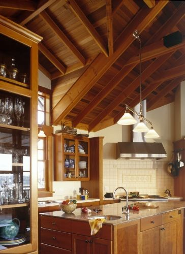 Rhodes Architecture + Light, Seattle Architect traditional kitchen