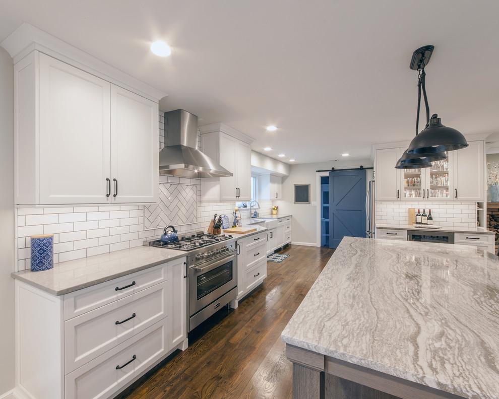 Rich Coulton S Plain Fancy Kitchen Modern Kitchen New York By Lakeville Kitchen And Bath Houzz