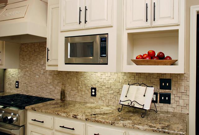 Richardson Kitchen traditional-kitchen