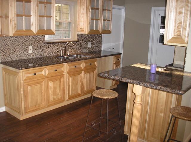 Richardson Renovation traditional-kitchen