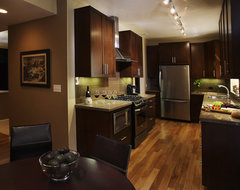 Richens Designs - Residential: Kitchen Design traditional-kitchen