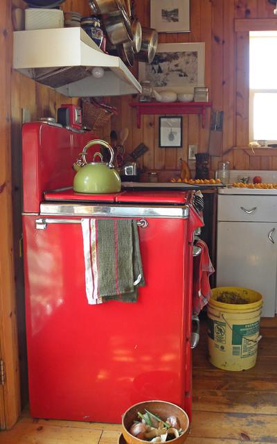 Richland, OR: Robert and Linda farmhouse-kitchen