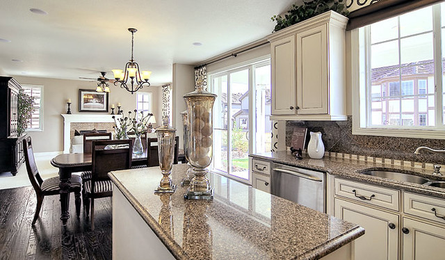 Richmond american homes baltimore for E kitchen american cambodia