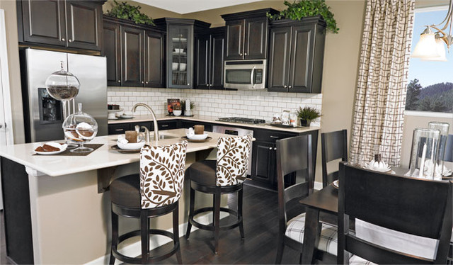 Richmond american homes denver for E kitchen american cambodia