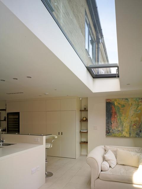 Richmond London contemporary-kitchen